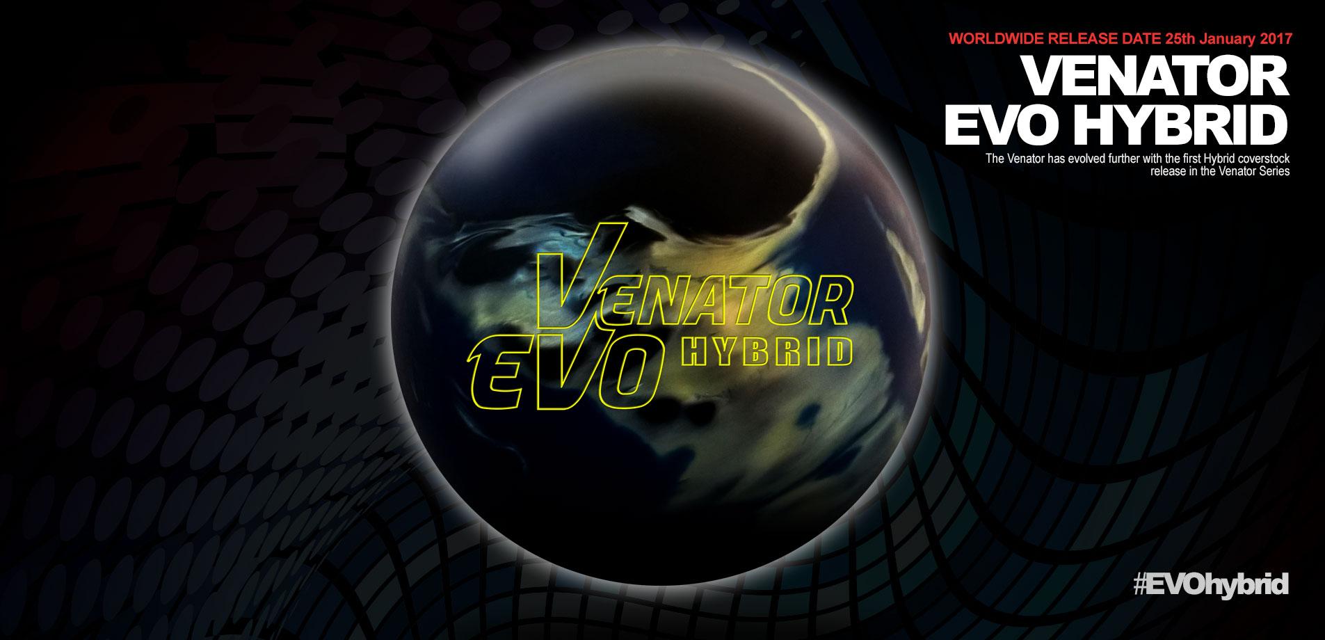 Seismic Venator EVO Hybrid Bowling Ball