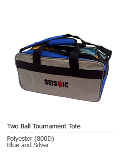Two Ball Tournament Tote